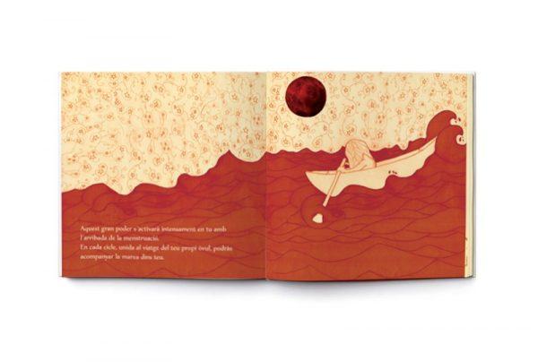 Interior El libro rojo
